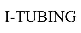 I-TUBING trademark