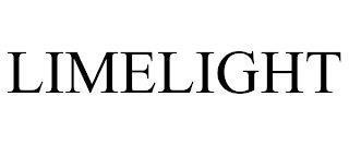 LIMELIGHT trademark
