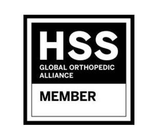 HSS GLOBAL ORTHOPEDIC ALLIANCE MEMBER trademark