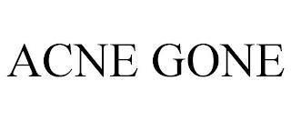ACNE GONE trademark