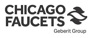 CHICAGO FAUCETS GEBERIT GROUP trademark