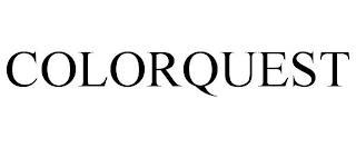 COLORQUEST trademark