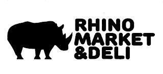 RHINO MARKET & DELI trademark