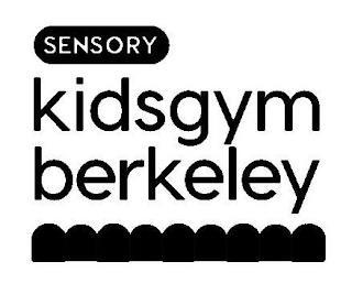 SENSORY KIDSGYM BERKELEY trademark