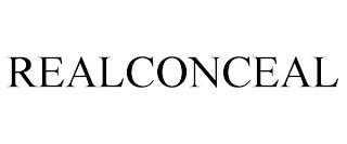 REALCONCEAL trademark