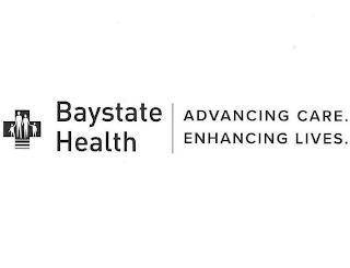 BAYSTATE HEALTH ADVANCING CARE. ENHANCING LIVES. trademark