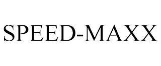 SPEED-MAXX trademark