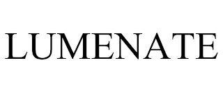 LUMENATE trademark