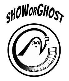 SHOWORGHOST trademark