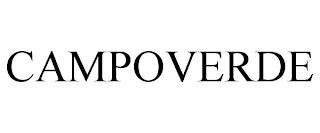 CAMPOVERDE trademark