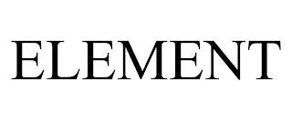 ELEMENT trademark