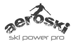 AEROSKI SKI POWER PRO trademark