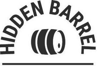 HIDDEN BARREL trademark
