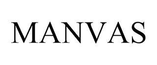 MANVAS trademark