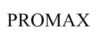 PROMAX trademark