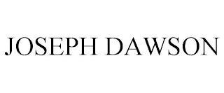 JOSEPH DAWSON trademark