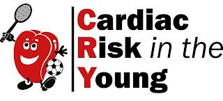 CARDIAC RISK IN THE YOUNG trademark