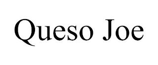 QUESO JOE trademark