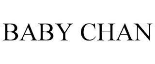 BABY CHAN trademark