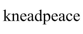 KNEADPEACE trademark