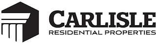 CARLISLE RESIDENTIAL PROPERTIES trademark