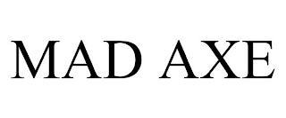 MAD AXE trademark