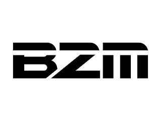 BZM trademark
