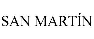 SAN MARTÍN trademark