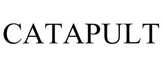 CATAPULT trademark
