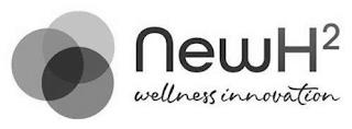 NEW H2 WELLNESS INNOVATION trademark