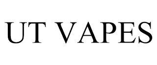 UT VAPES trademark