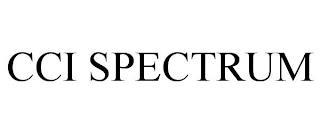 CCI SPECTRUM trademark