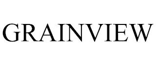 GRAINVIEW trademark