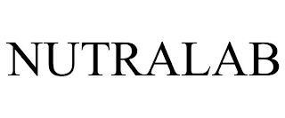 NUTRALAB trademark