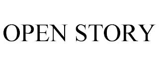 OPEN STORY trademark