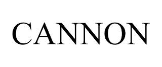 CANNON trademark