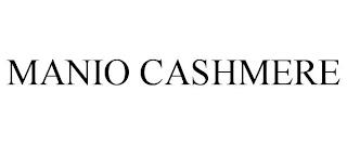 MANIO CASHMERE trademark