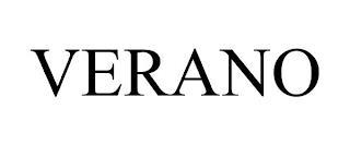 VERANO trademark