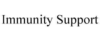 IMMUNITY SUPPORT trademark