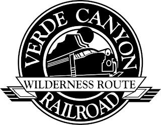 VERDE CANYON RAILROAD WILDERNESS ROUTE trademark