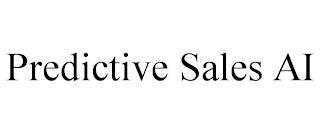 PREDICTIVE SALES AI trademark