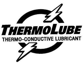 THERMOLUBE THERMO-CONDUCTIVE LUBRICANT trademark
