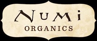 NUMI ORGANICS trademark