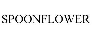 SPOONFLOWER trademark