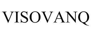 VISOVANQ trademark