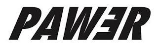 PAWER trademark