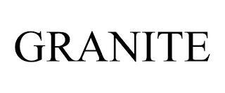 GRANITE trademark