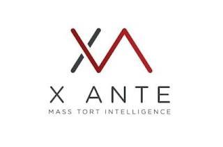 XA X ANTE MASS TORT INTELLIGENCE trademark