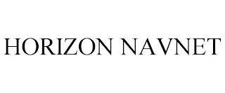HORIZON NAVNET trademark
