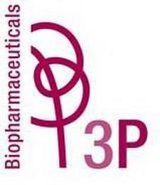 3P BIOPHARMACEUTICALS trademark